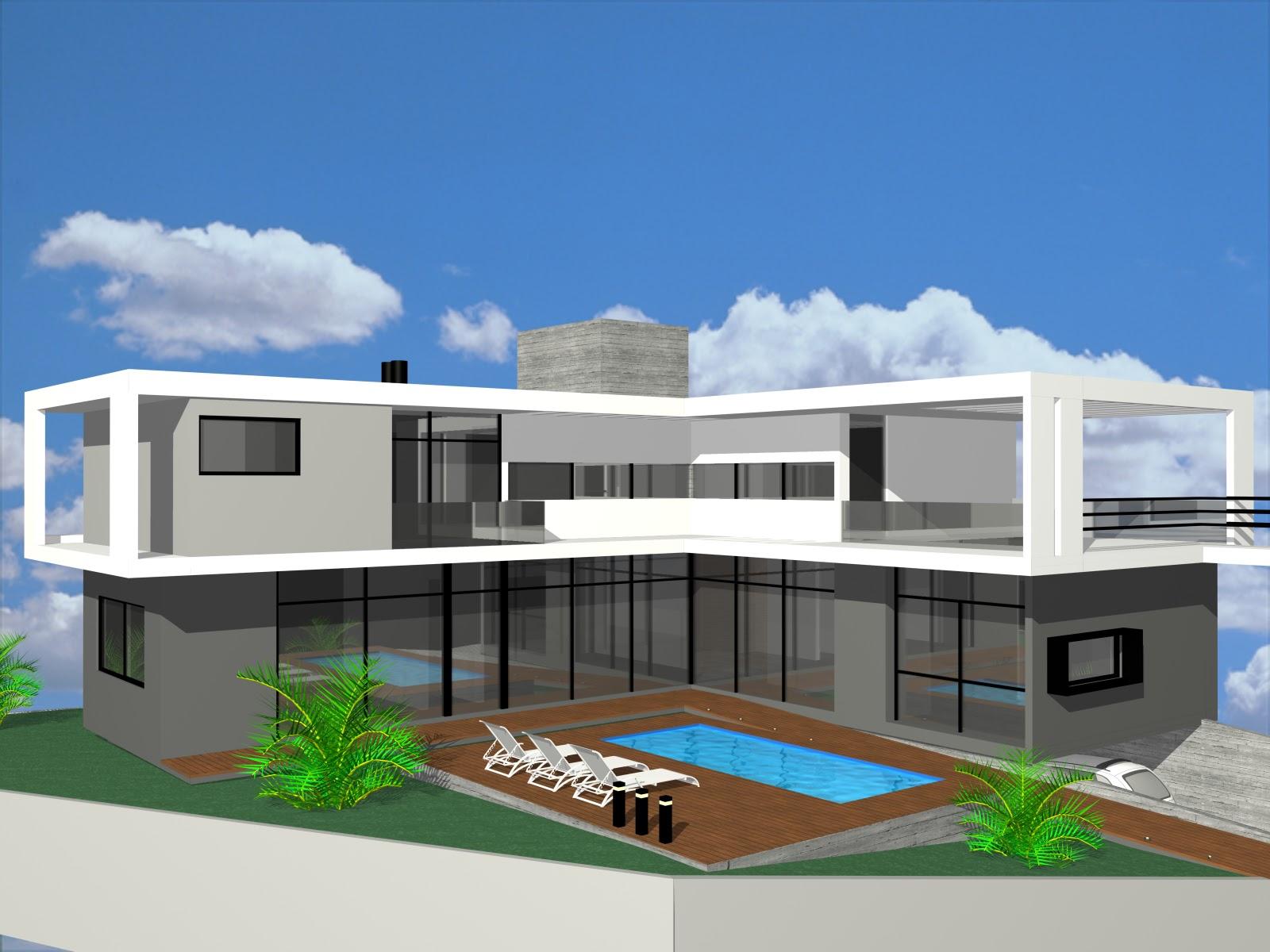 Casa s2 pjv for Casa moderna l