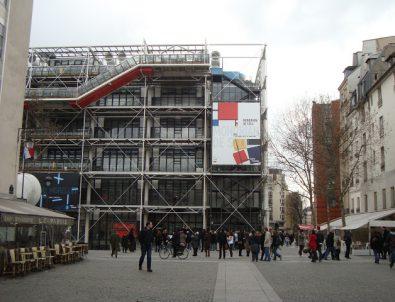 Exposição Mondrian – De Stijl