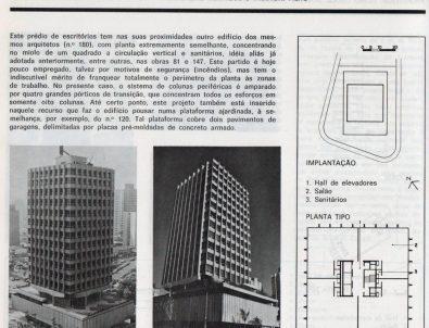 Pesquisa sobre torres quadradas