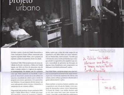 Jornal Escola da Cidade – SP