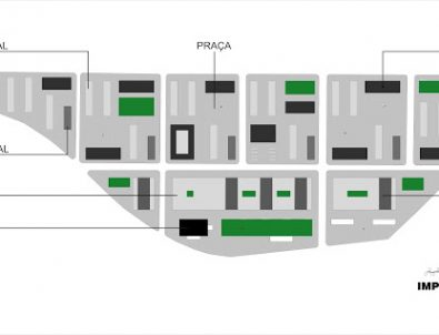 Projeto urbano Largo da Batata