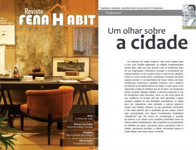 Um olhar sobre a cidade – Revista Fenahabit