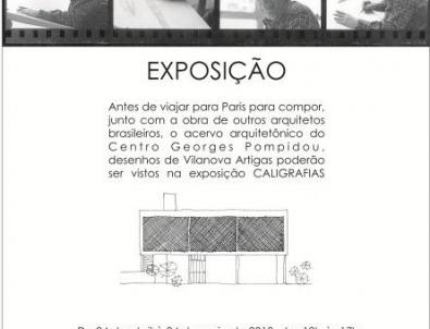 Exposição Vilanova Artigas