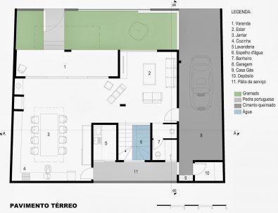 Casa N – Projeto residencial