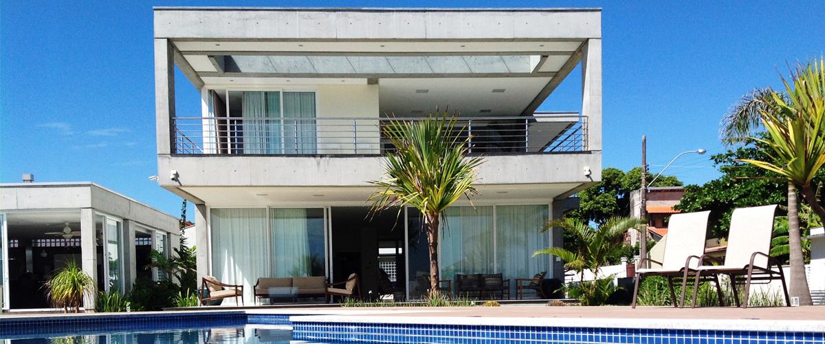 PJV Arquitetura - Casa CSP – Penha SC