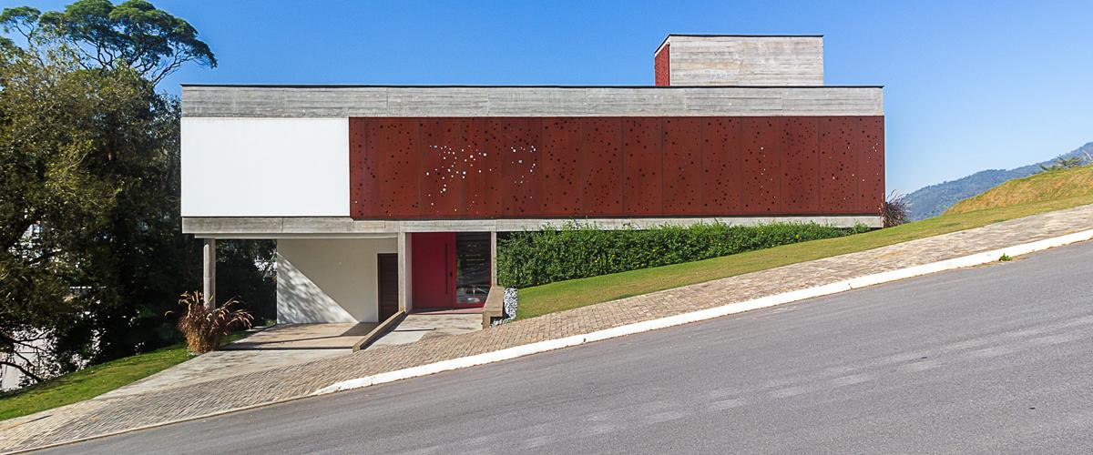 PJV Arquitetura - Casa FY