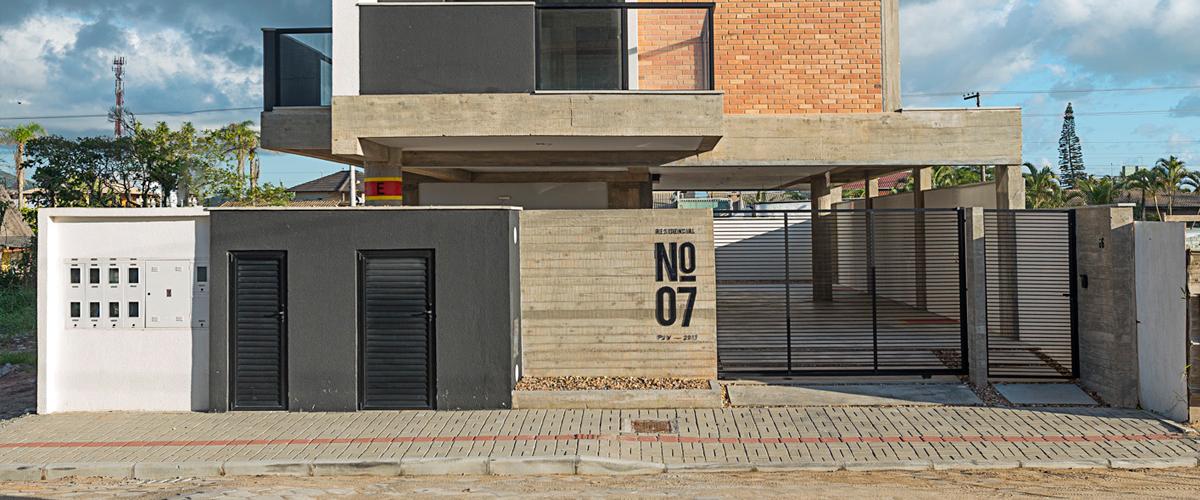 PJV Arquitetura - Edifício N07