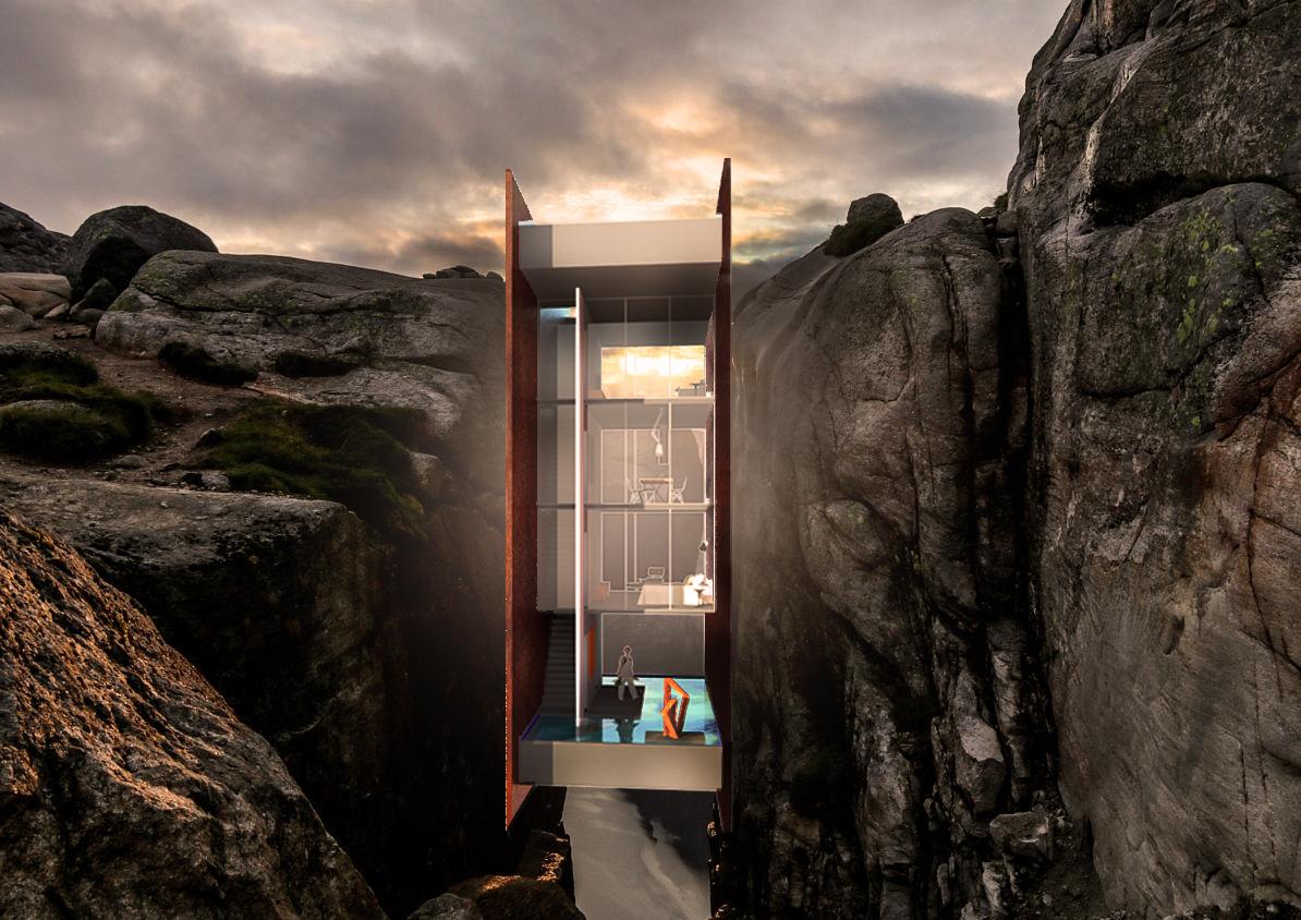 PJV Arquitetura - Casa Nature