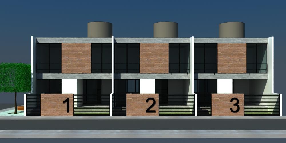 PJV Arquitetura - Residêncial H3
