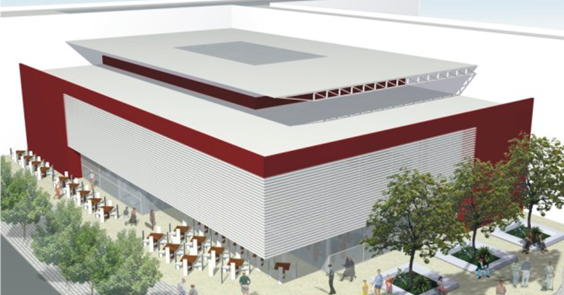 PJV Arquitetura - Mercado Público Blumenau