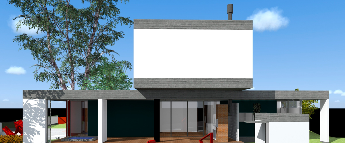 PJV Arquitetura - Casa Blumenau