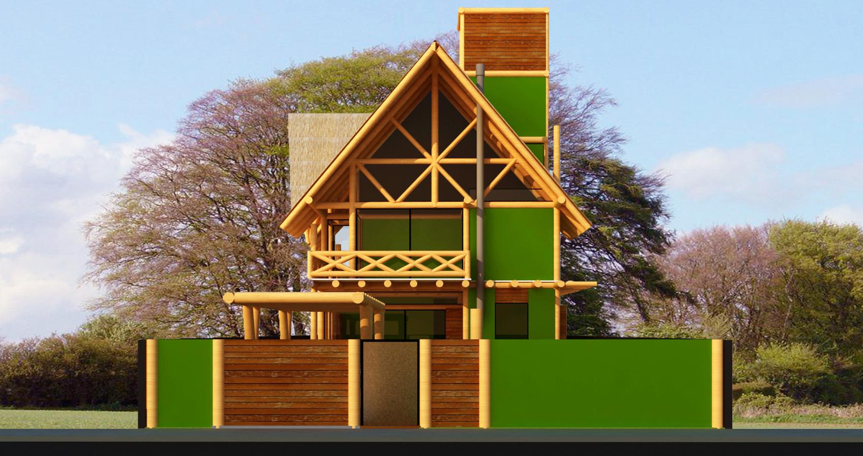 PJV Arquitetura - Casa das Figueiras
