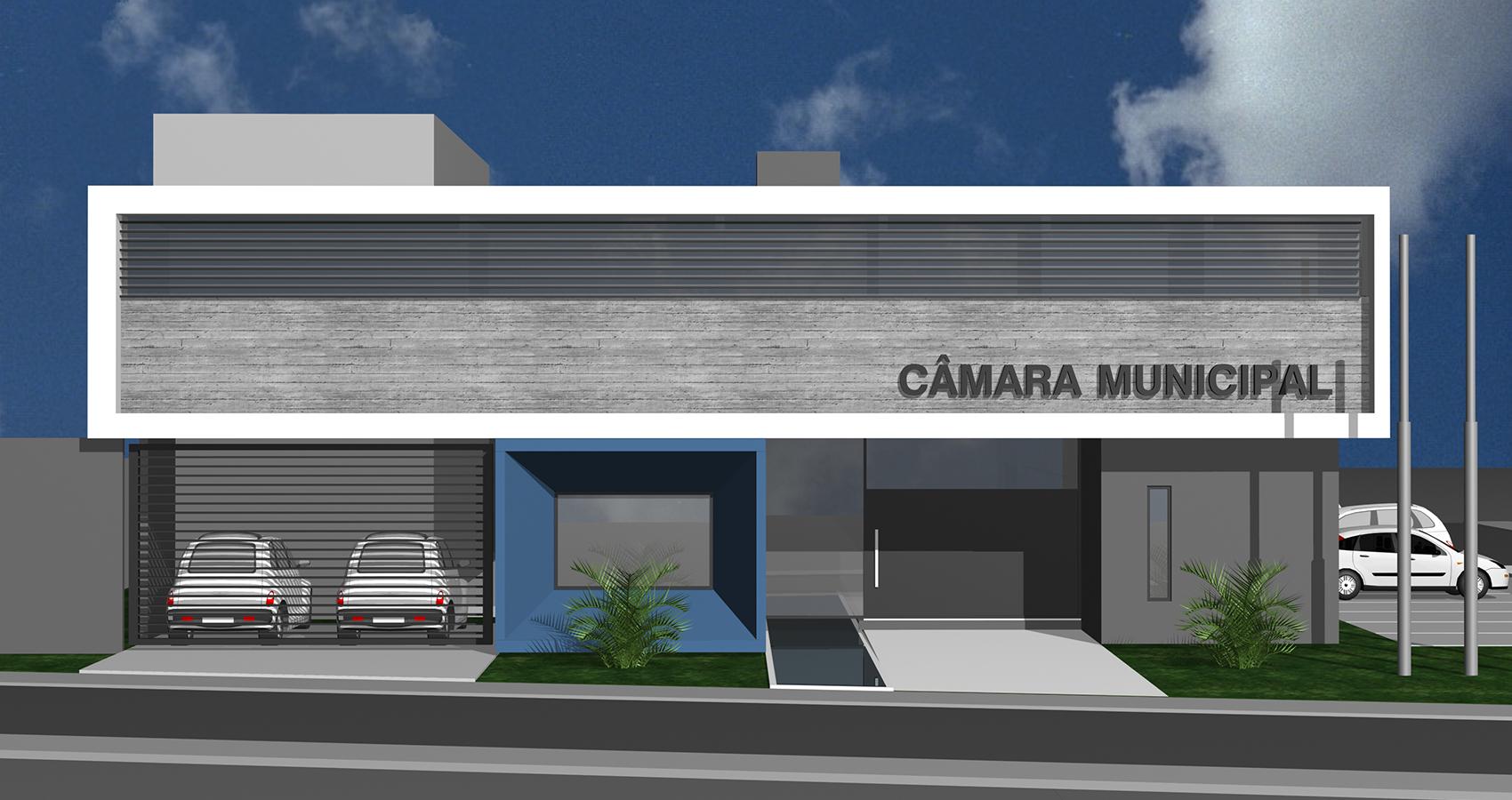 PJV Arquitetura - Câmara Municipal de Barra Velha SC