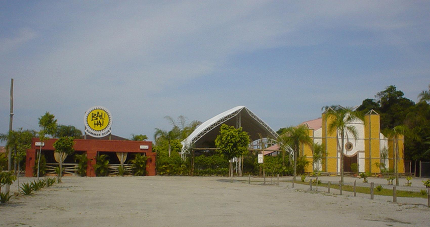 PJV Arquitetura - Bali Hai Summer Club