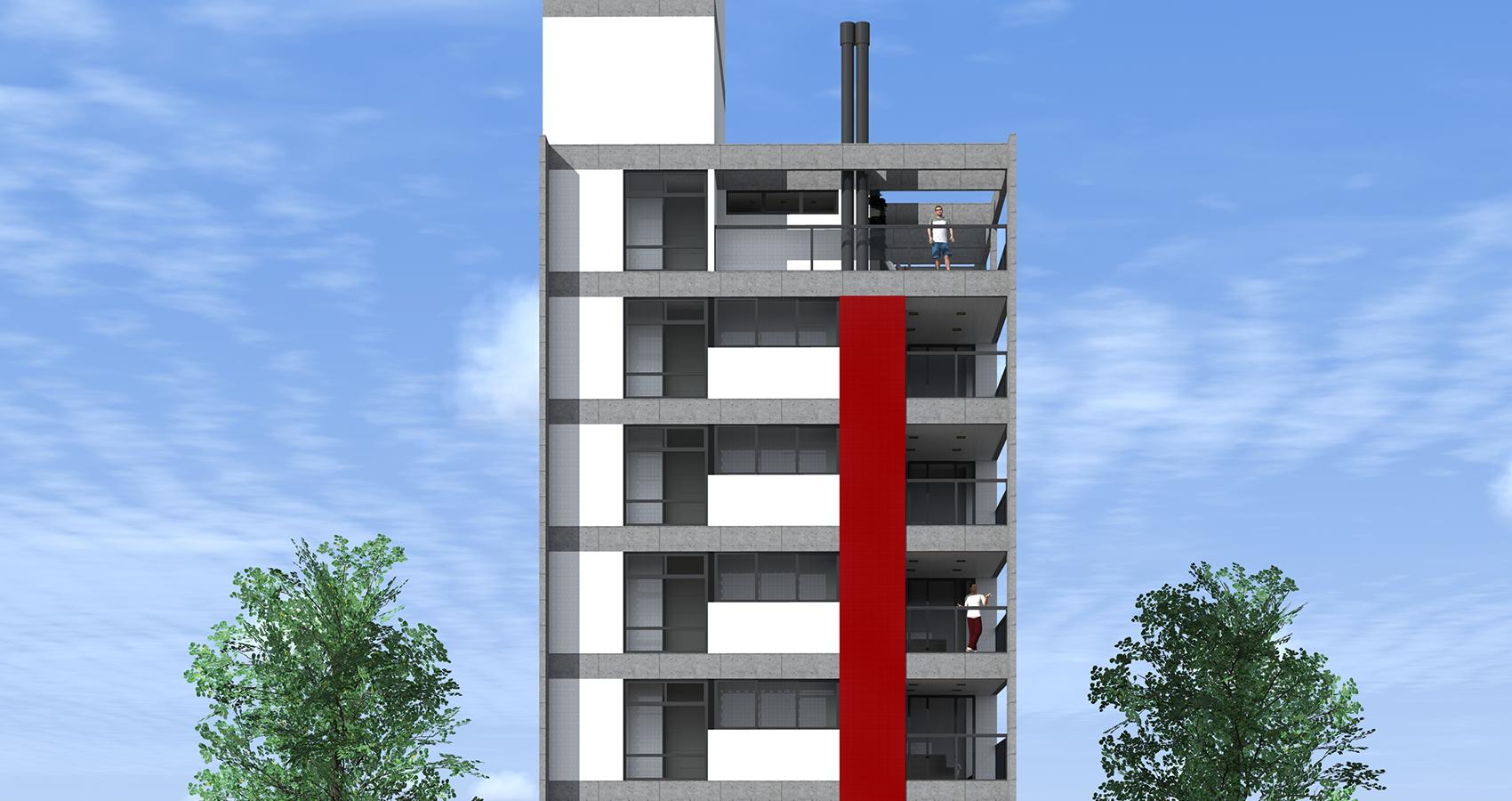 PJV Arquitetura - Edifício Atol das Rocas