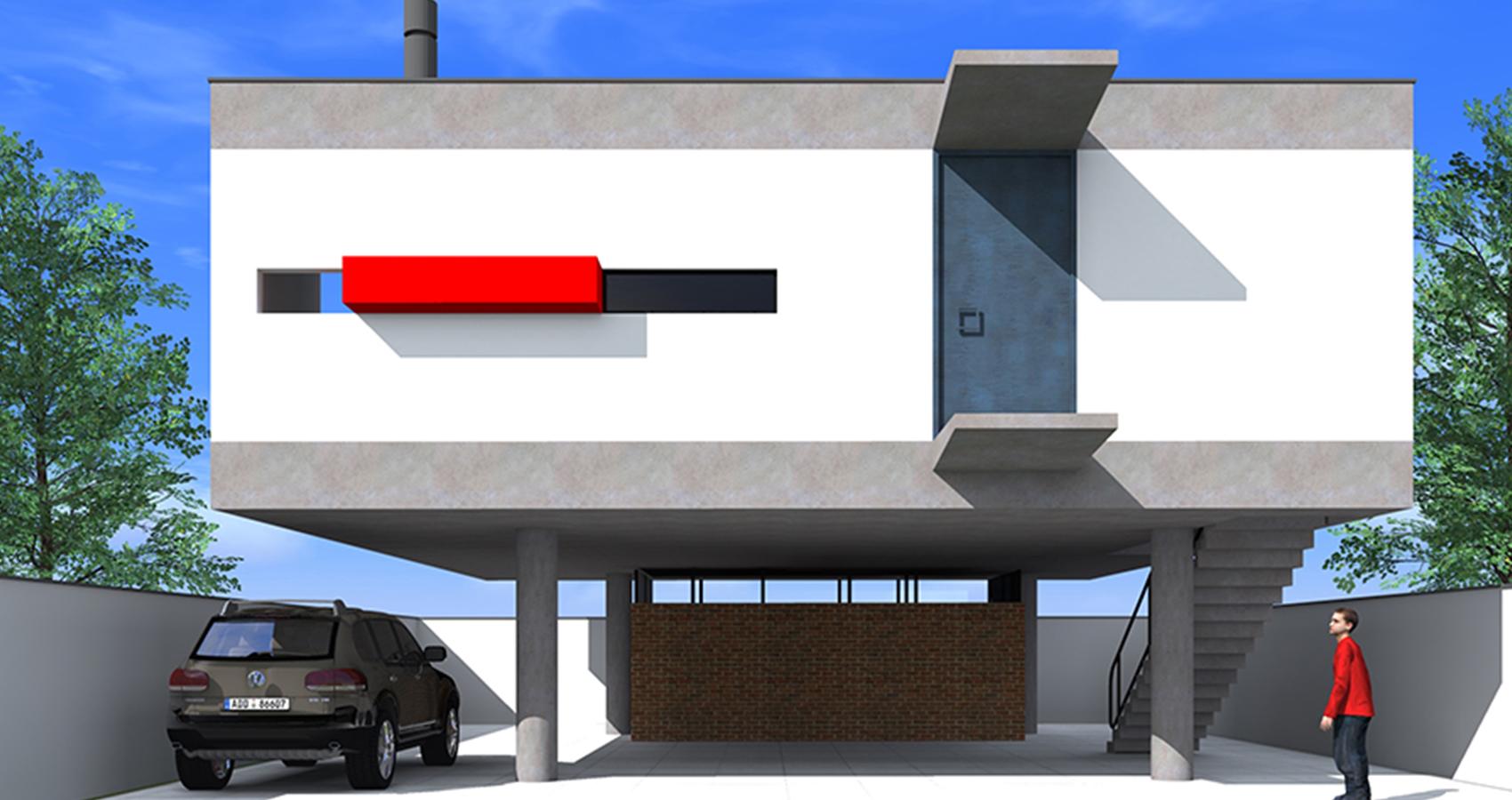 PJV Arquitetura - Casa Bonatti