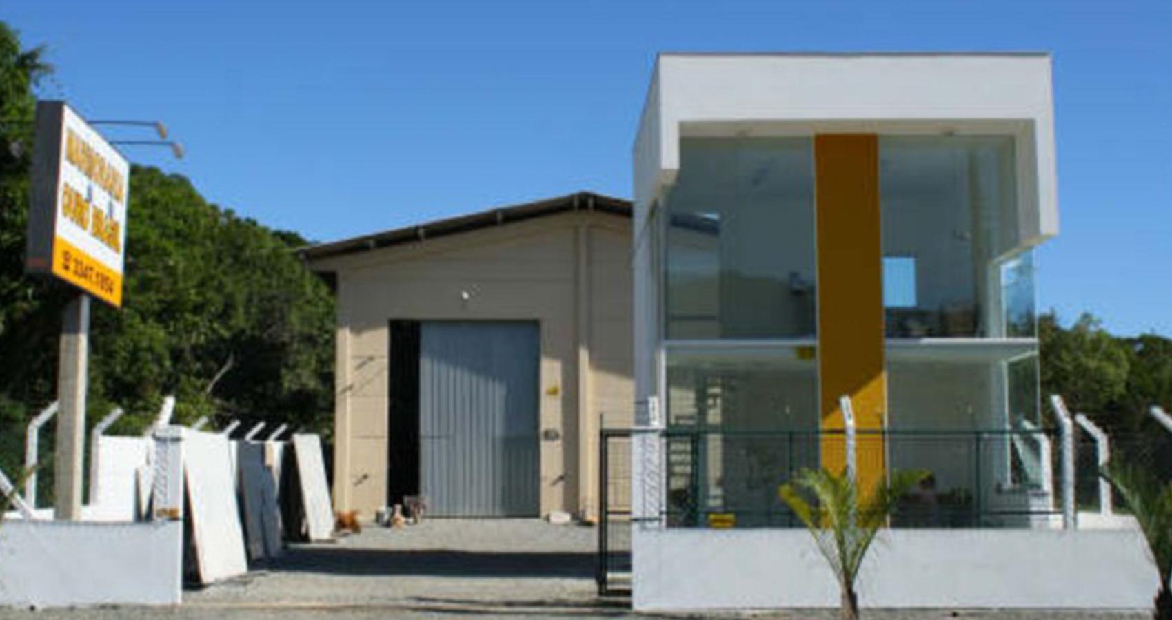 PJV Arquitetura - Escritório Marmoraria