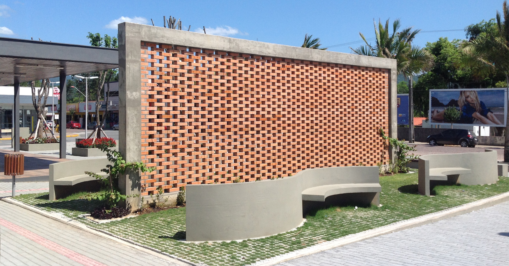 PJV - Praça de Corupá
